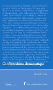 Democratic Conferderalism