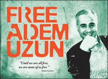 Free Adem Uzun!