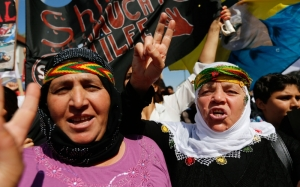 yazidi refugees #2