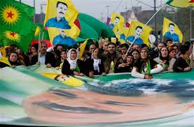 Ocalan flag