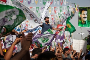 HDP celebrates historic result
