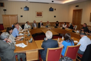 The roundtable was held in the House of Commons